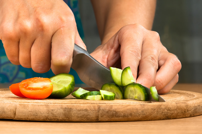 7 Ways to Appropriately Cut Fruits and Vegetables